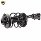 Duralo 1192-1572 Shock and Strut Set 4
