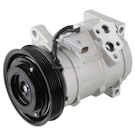 Chrysler Town and Country New xSTOREx Compressor w Clutch