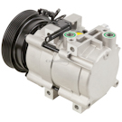 A/C Compressor 60-00813 NA