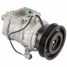 Acura CL New xSTOREx Compressor w Clutch