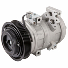 A/C Compressor and Components Kit 60-80497 RK
