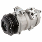 A/C Compressor and Components Kit 60-86057 R2