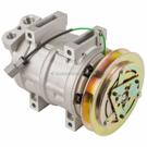 GMC W5500 Forward A/C Compressor