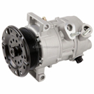 A/C Compressor and Components Kit 60-81552 RK