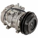Hino_Trucks All Models New OEM Compressor w Clutch