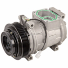 A/C Compressor and Components Kit 60-82121 RK