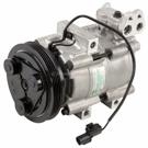 Kia Sephia New xSTOREx Compressor w Clutch