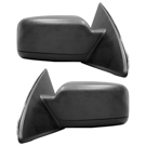 BuyAutoParts 14-80127MW Side View Mirror Set 1