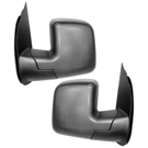 BuyAutoParts 14-80147MS Side View Mirror Set 1