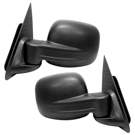 BuyAutoParts 14-80191MX Side View Mirror Set 1