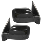BuyAutoParts 14-80257MW Side View Mirror Set 1
