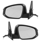 BuyAutoParts 14-80311MW Side View Mirror Set 1