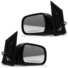 BuyAutoParts 14-80326MX Side View Mirror Set 1