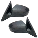 BuyAutoParts 14-80386MW Side View Mirror Set 1