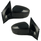 BuyAutoParts 14-80410MW Side View Mirror Set 1