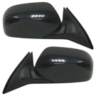 BuyAutoParts 14-80464MW Side View Mirror Set 1