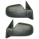 BuyAutoParts 14-80493MX Side View Mirror Set 1