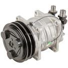 With Diesel Kiki TM-15 number 488-45011 AC Compressor