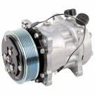 Alfa_Romeo Spider New xSTOREx Compressor w Clutch