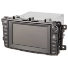 In-Dash Navigation Unit Touchscreen with Radio-AM-FM-6CD-MP3 [OEM TD1466DV0A]