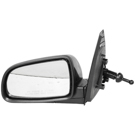BuyAutoParts 14-11090MI Side View Mirror 2