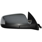 BuyAutoParts 14-11103MH Side View Mirror 1
