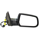 BuyAutoParts 14-11103MH Side View Mirror 2