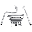 Isuzu Cat Back Performance Exhaust