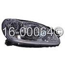 Right Passenger Side - Halogen - Chassis Range from A265054 Excluding Model Code 802