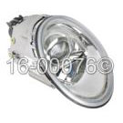 Volkswagen Beetle Headlight Assembly