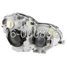Mercedes_Benz C32 AMG Headlight Assembly