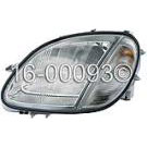 Mercedes_Benz SLK320 Headlight Assembly