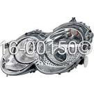 Headlight Assembly Pair 16-80062 H2