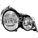 Mercedes_Benz E300D Headlight Assembly