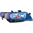 Acura TSX Headlight Assembly