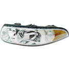 BuyAutoParts 16-00376AN Headlight Assembly 1