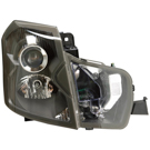 Cadillac Headlight Assembly