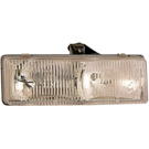 Chevrolet Astro Van Headlight Assembly