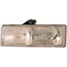 GMC Safari Headlight Assembly