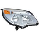 Chevrolet Equinox Headlight Assembly