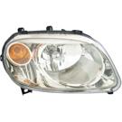Chevrolet HHR Headlight Assembly