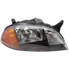 Chevrolet Metro Headlight Assembly