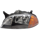 BuyAutoParts 16-80356A9 Headlight Assembly Pair 3