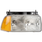 BuyAutoParts 16-00498AN Headlight Assembly 1