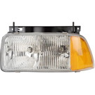 GMC S15 Jimmy Headlight Assembly