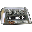 Chevrolet Trailblazer Headlight Assembly