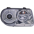Right Passenger Side - Halogen with Delay - 5.7L Models
