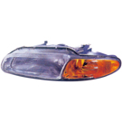 Chrysler Sebring Headlight Assembly