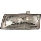 Dodge Caravan Headlight Assembly