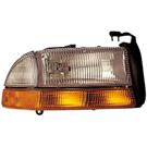 Dodge Durango Headlight Assembly